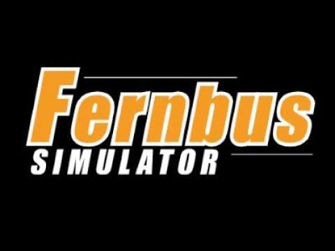 fernbus-simulator- de-ruta- #1gameplay-español---wiesbaden--frankfurt-airport-