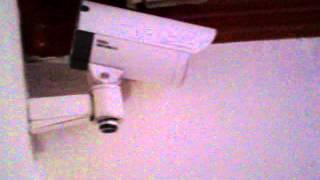Камера видео наблюдения из бумаги своими руками