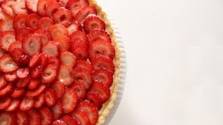 How to Make Fruit Tart - Strawberry Tart Recipe