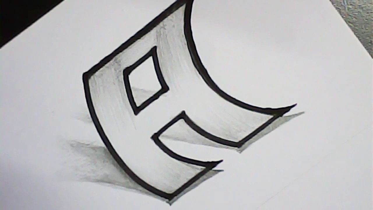How to make 3D lettering | 3D art and calligraphy | Mazic Writer