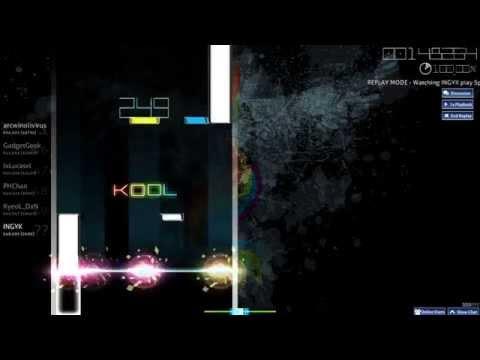 osu! Skin] Simple III Preview Video [osu!/Catch the Be