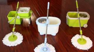 www.SpinCleanMop.com                 New Innovative spinning mop