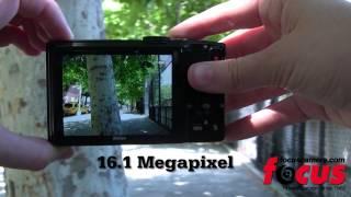 Focus Camera: Nikon Coolpix S8200