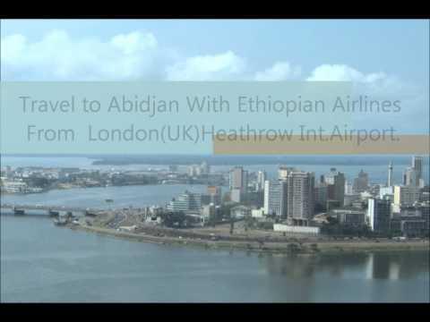 Ethiopian Abidjan Flights,Cheap Abidjan Flights