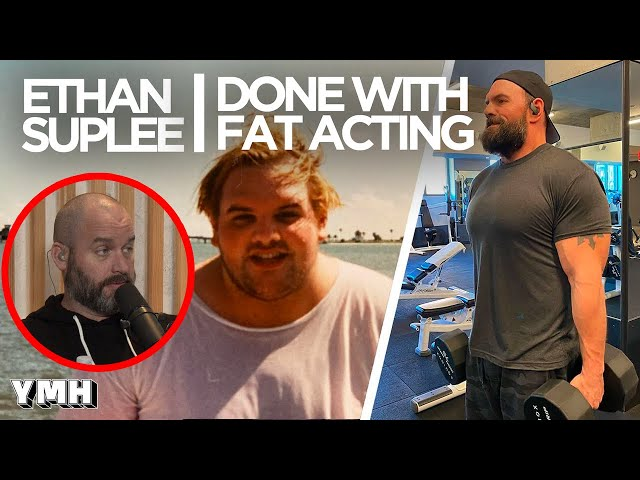 Ethan Suplee On Choosing Health Over Acting Roles - Tom Talks Highlight