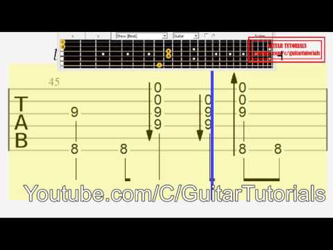 Shape of My Heart Guitar Tutorial - Easy Guitar Songs for Beginners - How To Play Guitar Songs
