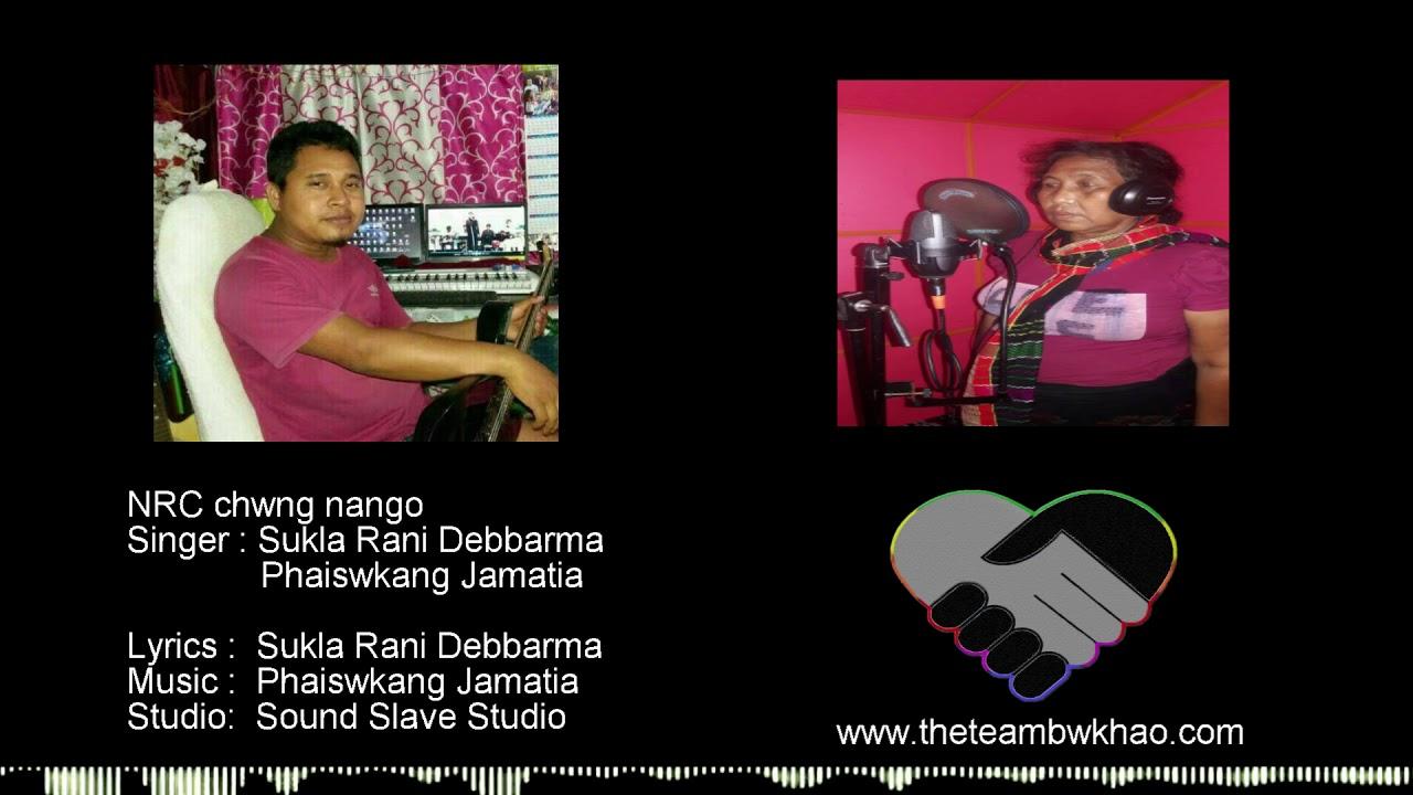 NRC chwng nango- new kokborok song 2018 #1