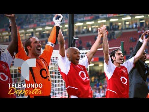 La santa humillación que el Arsenal del Henry le aplicó al Southampton | Telemundo Deportes