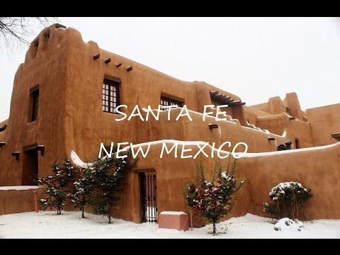 Santa Fe, New Mexico, Usa HD