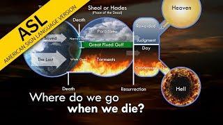 Where Do We Go When We Die? (in ASL)