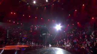 LES TWINS performance at red bull bc one
