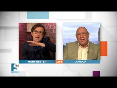 Dave Ward on the CWU Royal Mail strike ballot on Peston