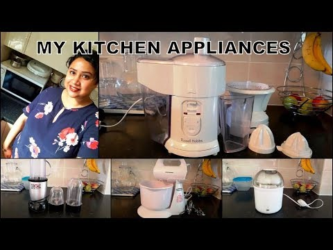 10-must-have-kitchen-appliances-||-my-kitchen-electronics-items-||-cooking-essentials-gadgets