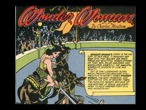 "Wonder Woman #1: ""The Origin of Wonder Woman"""