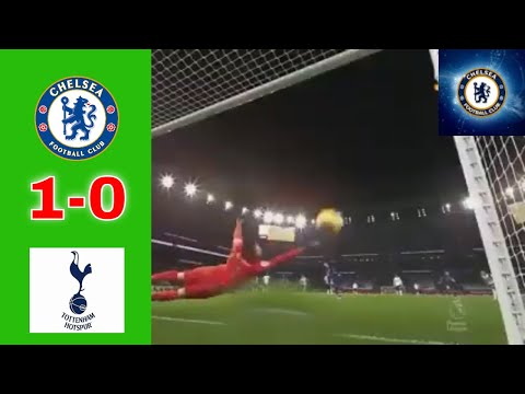 JORGHINO scores a penalty!!!! Chelsea vs Tottenham