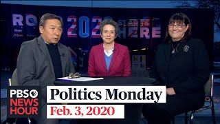 Amy Walter and O. Kay Henderson on Iowa's undecided voters