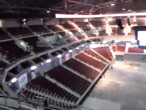 Inside The New Mall Of Asia Arena Youtube