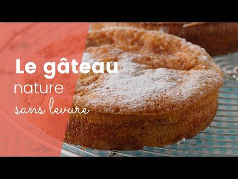 la-recette-du-gâteau-nature-sans-levure