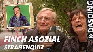 Gambar cover Finch Asozial: Was wissen deine Eltern über ihn? | DASDING