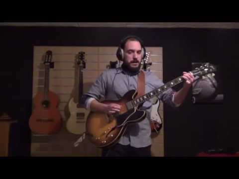 Marshall class 5 Gibson ES 335