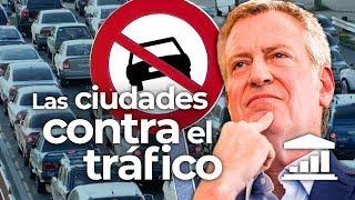 La nueva POLÍTICA CONTRA el COCHE: ¿Cómo reducir el tráfico en las ciudades?