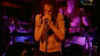Korn - Ball Tongue (Live MTV)