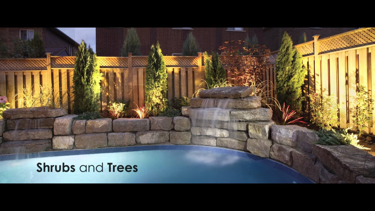 Paradise garden lighting spectacular effects of outdoor lighting paradise garden lighting spectacular effects of outdoor lighting youtube aloadofball Images