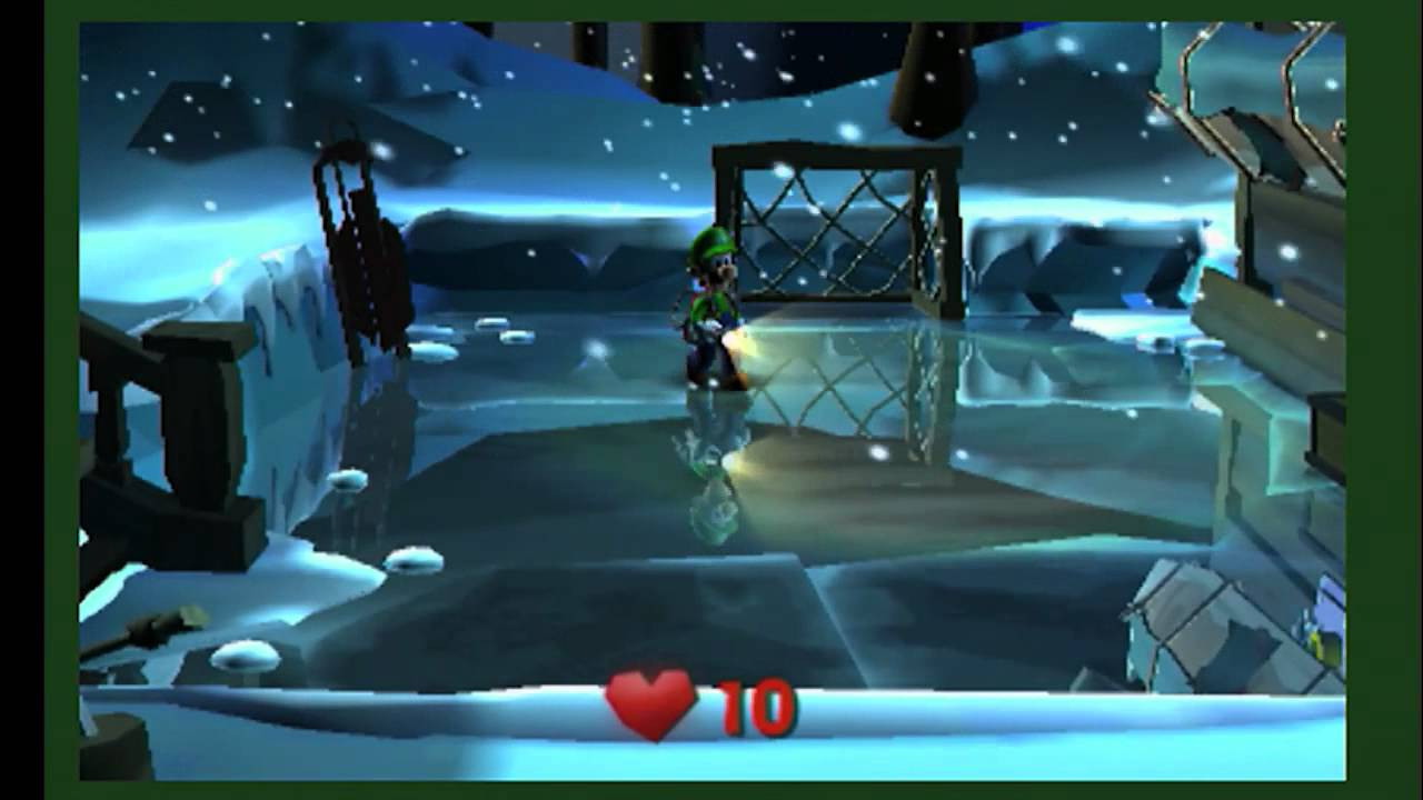 Luigis mansion dark moon gameplay - Best Nintendo 3DS Games