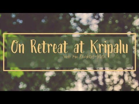 On Retreat at Kripalu