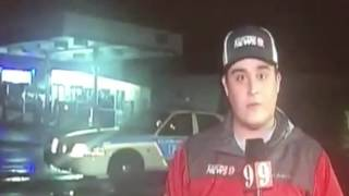 Hilarious Hurricane Matthew News Report!
