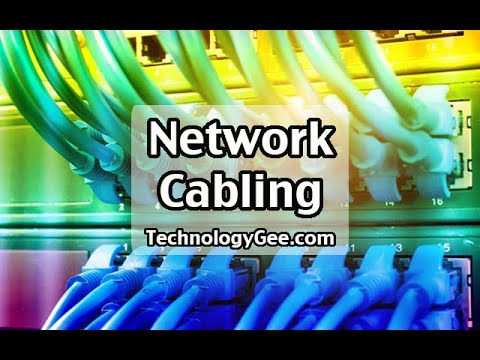 Network Cabling | CompTIA Network+ N10-007 | 2.1a