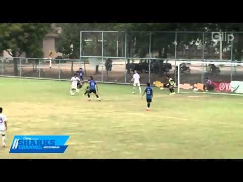 Công Phượng solo qua 4 cầu thủ ghi bàn đẳng cấp HAGL v Chonburi FC