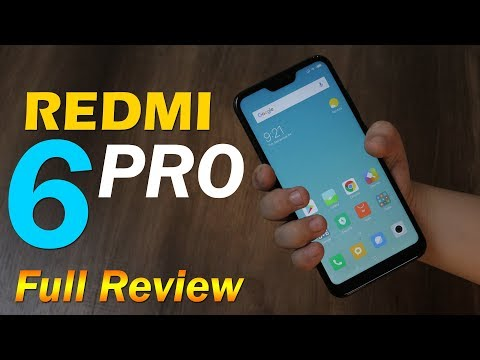 Redmi 6 Pro review, Unboxing, PUBG Gameplay, Camera Samples, Battery Life -  price from Rs  10,999