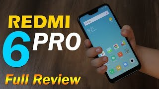 Redmi 6 Pro review, Unboxing, PUBG Gameplay, Camera Samples, Battery Life - price from Rs. 10,999