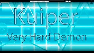 Kuiper (Hard-Very Hard Demon) By Quasar and TMNGaming