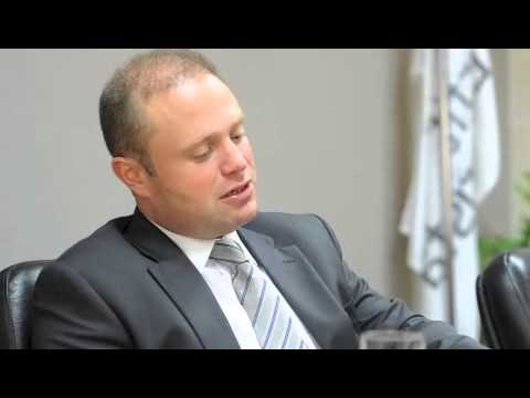 Joseph Muscat INTERVIEW