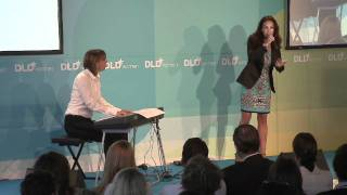 DLDwomen 2011 - Good morning song by Judy Weiss