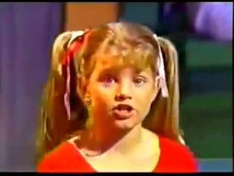 Fergie Stacy Ferguson Kids Inc sings Go For It' - YouTube