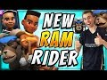 THIS RAM RIDER CYCLE CAN'T BE COUNTERED! — Clash Royale