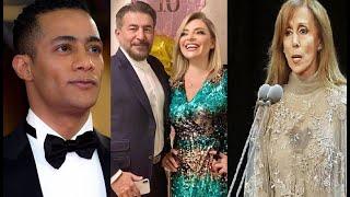 فيروز تكسر صمتها وهكذا أطلت.. عابد فهد يُبكي زوجته وإلقاء القبض على محمد رمضان