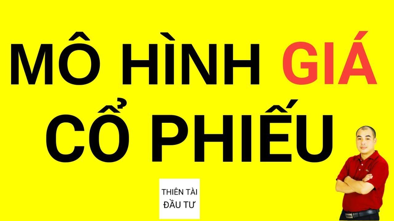 Mô Hình GIÁ cổ phiếu theo ngày thành công nhất TTCK Việt Nam
