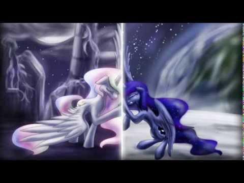Lullaby for a princess Celestia and Luna Duet 1 hour