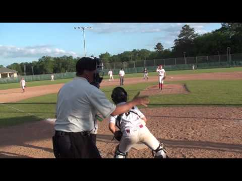 TRACTION CANES BLACK 11U MAJORS VS CARROLLTON MAJORS FINALS LIVE OAK
