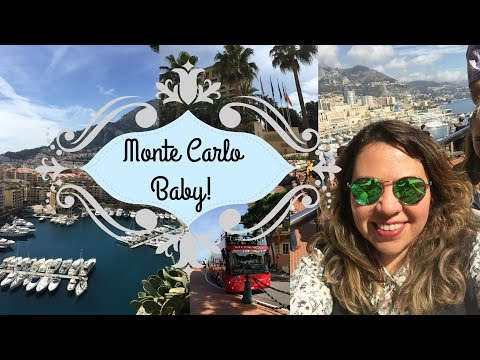 Monte Carlo Baby! Dr. Lillian In Monaco Travel Vlog