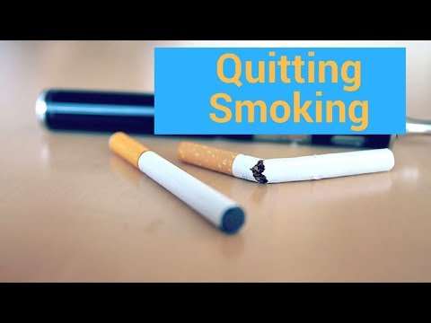 Quitting Smoking as a COPD Treatment