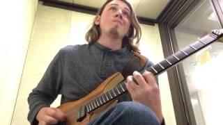 Matthew Chapin- Charlie Parker Confirmation Transcription- 1st chorus