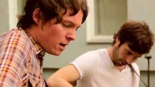 Martin and James - Crashing Into Love ♫ Backyard Acoustics