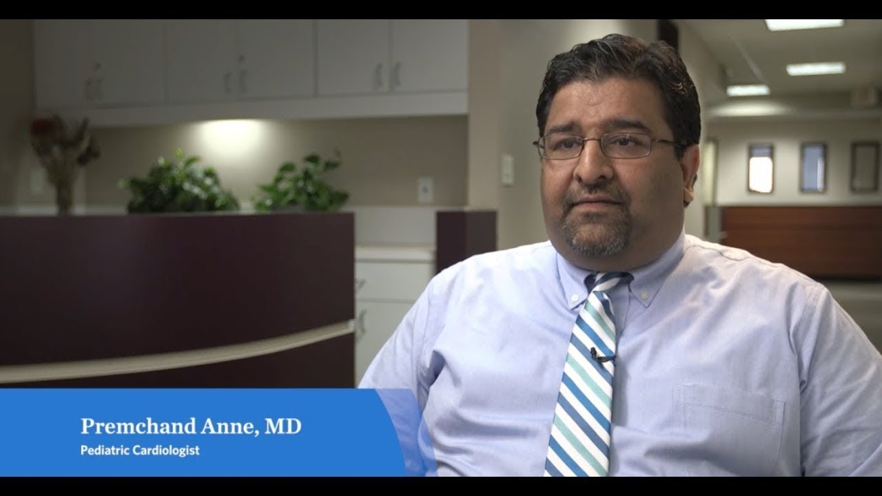 Premchand Anne MD - Pediatric Cardiology|Internal Medicine