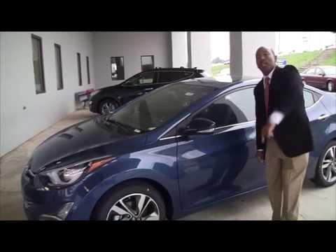 2015 Hyundai Elantra Limited Video Walk Around Winston Salem NC Bob King Hyundai