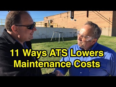 11 Ways Advanced Technology Services ATS Lowers Maintenance Costs